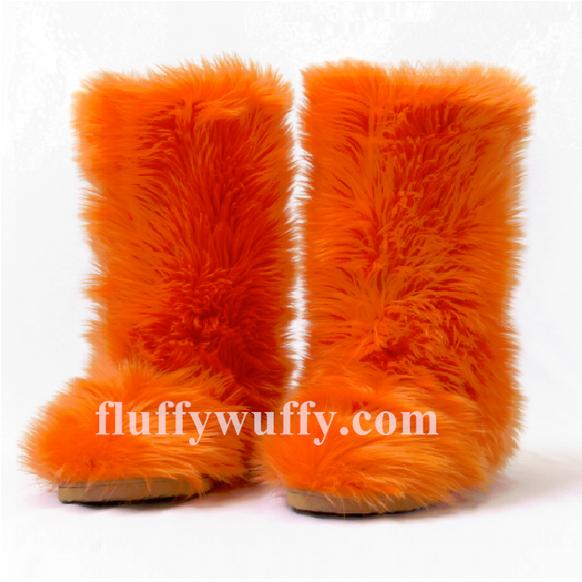 e7dee3583592 Classic Tall (Item 107) Orange Tang - Northstar Fur Company