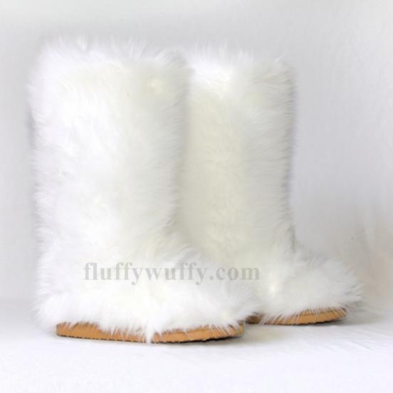 b0dd562f13f4 Classic Tall (Item 101) Snow White - Northstar Fur Company