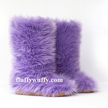 a4b6e02215c1 Classic Tall (Item 111) Luscious Lavender - Northstar Fur Company