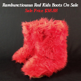 Rambunctious Red - Kids
