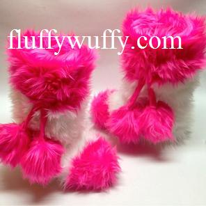 Hot Pink Panda