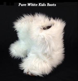 Pure white - Kids