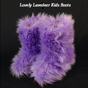 http://fluffywuffy.com/product/lovely-lavender-fluffy-wuffies-medium-tall-kids-boots/
