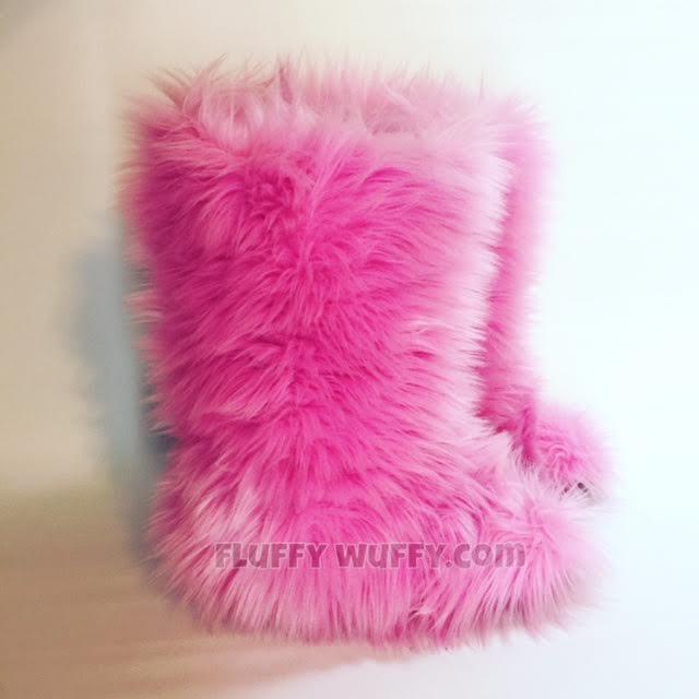 3585b2783678 Classic Tall (Item 103) Coral Pink - Northstar Fur Company